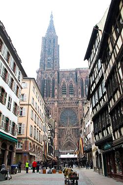 Страсбург собор