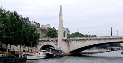 статуя Женевьевы