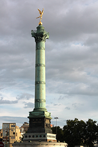 статуя бастилия