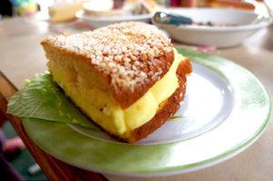 французские десерты лазурного берега
