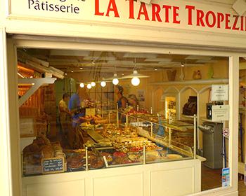 французский десерт тропезьен