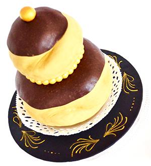 Десерт Монахиня