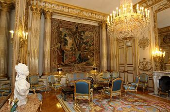 зала елисейского дворца
