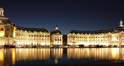 Площадь Биржи. Бордо