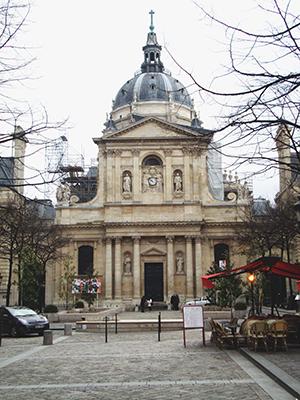 Церковь Сорбонны