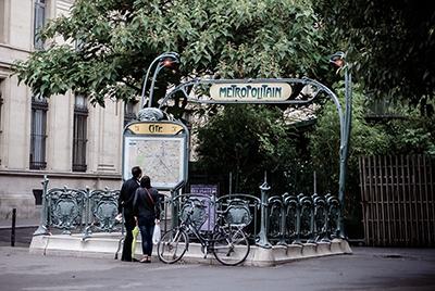 метро сите париж
