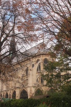 Собор Парижской БогоматериСобор Парижской Богоматери