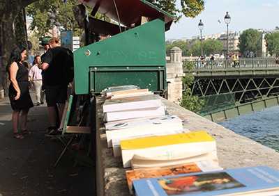 букинисты Парижа